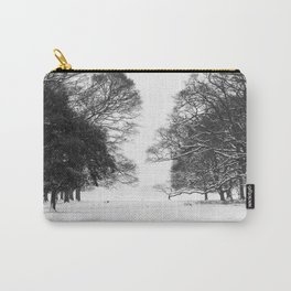 Winter in the Park - Print (RR 271) Carry-All Pouch