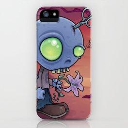 Zombie Jr. iPhone Case