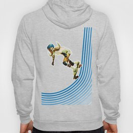 Skate Like a Girl Hoody