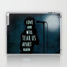 Love will tear us apart again Laptop & iPad Skin