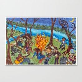 KEGGA Canvas Print