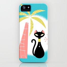 va-CAT-ions iPhone Case