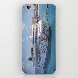 Norwegian Pearl - Ocho Rios iPhone Skin