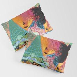 Kaleidoscope Dreams  Pillow Sham