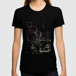 P.O.I. - No One Is Irrelevant T-shirt