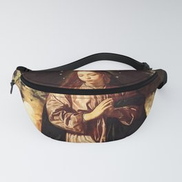 """Diego Velázquez """"The Immaculate Conception"""" Fanny Pack"""