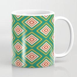 Tribal #7 * Ethno Ethnic Aztec Navajo Pattern Boho Chic Coffee Mug