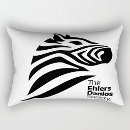 Ehlers-Danlos Society - Big Logo Rectangular Pillow