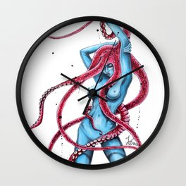 Septoid the Revival Wall Clock