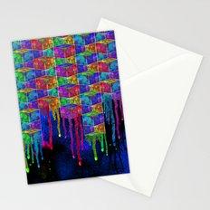 Splatter Box Stationery Cards