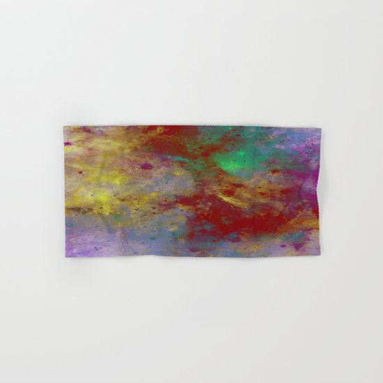 Through The Haze Of Colour Hand & Bath Towel