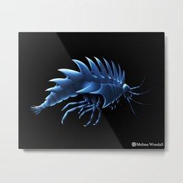 Mechanical Creature Metal Print