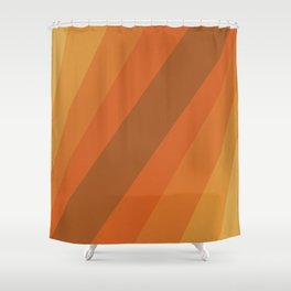 Retro Sunlight Shower Curtain