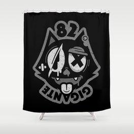 CAT BASTARD Shower Curtain