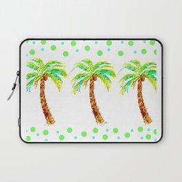 Tropical Palms Laptop Sleeve