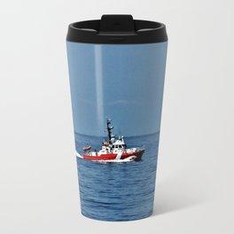 Coast Guard Cutter Travel Mug