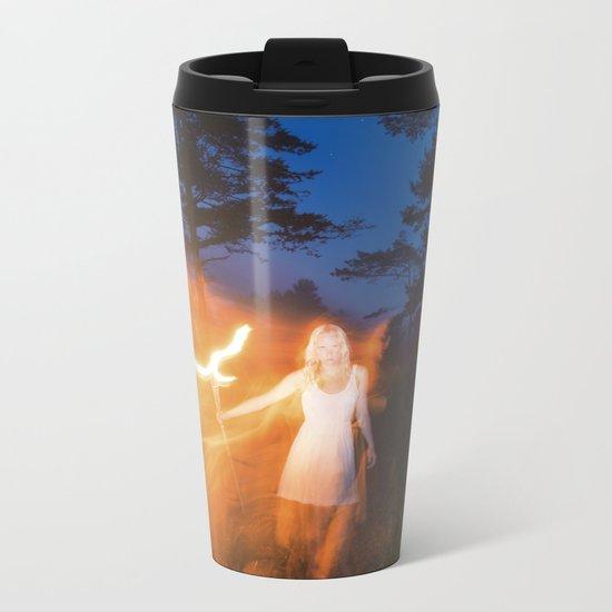 Hide & Seek Metal Travel Mug
