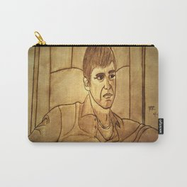 Al Pacino by Double R Carry-All Pouch