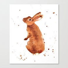 bunny rabbit, beatrix potter lover, rabbit, bunny, bunny lover Canvas Print
