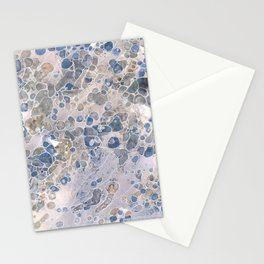 Pebbles in the Creek #2 Stationery Cards
