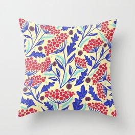 Spring vibes IV Throw Pillow