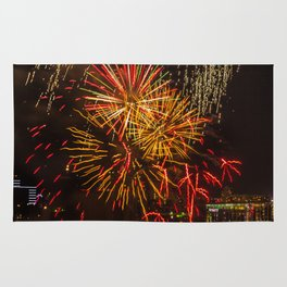 Firework collection 5 Rug