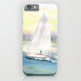 Morning In Maine  iPhone Case
