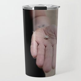 Little Hands, Tiny Shell Travel Mug