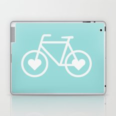 Ride Your Heart Out -  Bike Bicycle Love Laptop & iPad Skin
