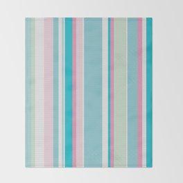 Earn Your Stripes Throw Blanket