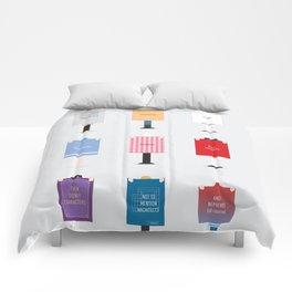 Designer Wannabes Comforters