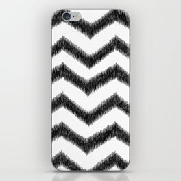 Ikat Chevron iPhone Skin