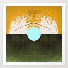 Sol Art Print
