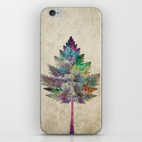 marianna iPhone & iPod Skins featuring Like a Tree 2. version by Klara Acel