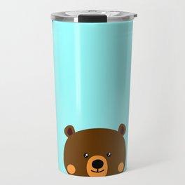 Cute Baby Bear Travel Mug