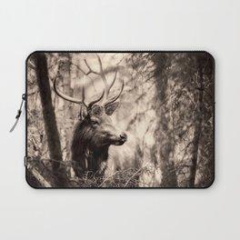 Watchful Elk Laptop Sleeve