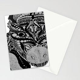 African Zebra Stationery Cards