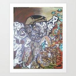 Webster Love Dr. Art Print