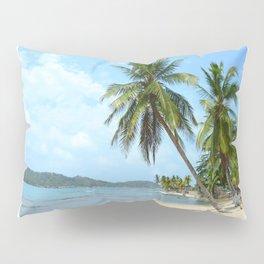 The Caribbean beach 01 Pillow Sham
