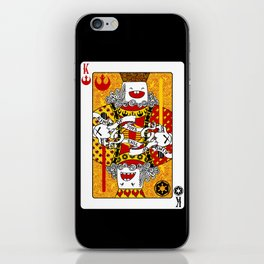 King of Toys iPhone Skin