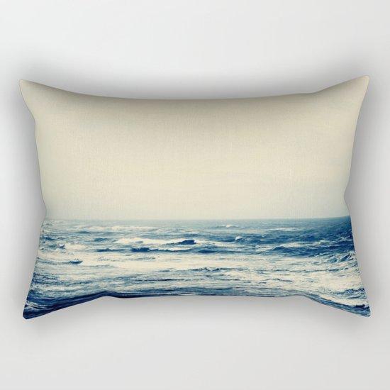 sea XIV Rectangular Pillow