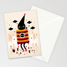 Mr. Wooly Stationery Cards