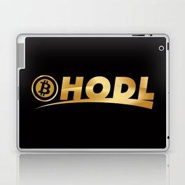 Bitcoin Hodl (Hold) Laptop & iPad Skin