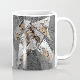 Happiness Shattered Coffee Mug
