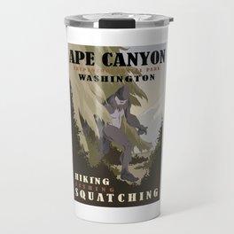 CPS: Ape Canyon, WA Travel Mug