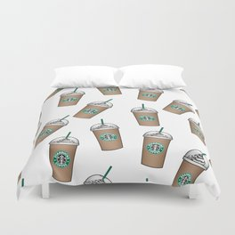 Starbucks Duvet Cover
