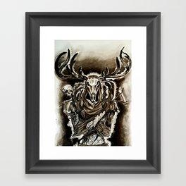 Leszy Framed Art Print