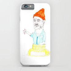 steve zissou iPhone 6s Slim Case
