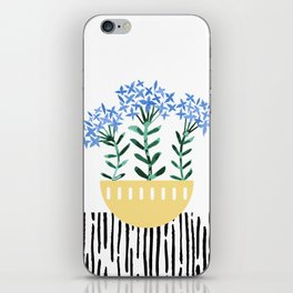 Potted Plant 5 iPhone Skin