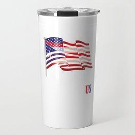 American Carribean Island San Juan Democracy Political Puerto Rico Is Part Of Us USA Gift Travel Mug